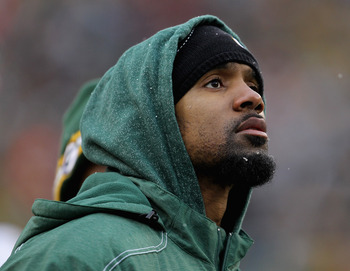 Charles Woodson will have to be the anchor against the Bears passing attack