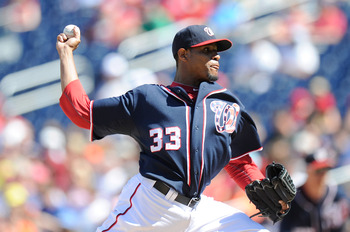 Edwin Jackson could find himself back with the team where his major league career began.