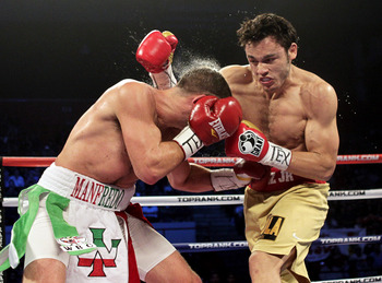 Chavez Jr. often enters the ring well above the middleweight limit.