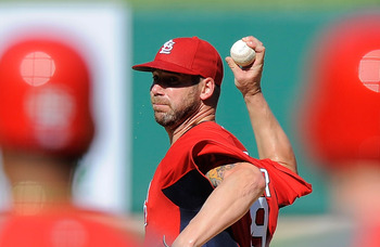 All reports have Chris Carpenter close to returning.
