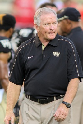Jim Grobe is underrated, even six years after Wake's ACC title.
