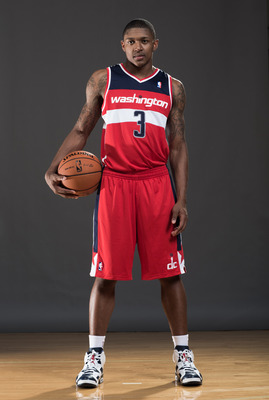 Bradley Beal may be undersized, but he's overflowing with talent.