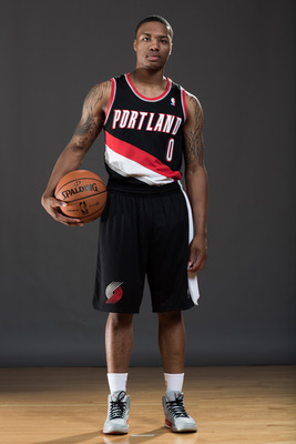 Damian Lillard is my Rookie of the Year pick.