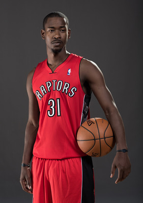 Terrence Ross should make an immediate contribution in Toronto.