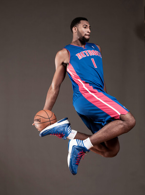 Andre Drummond is an insane athlete.