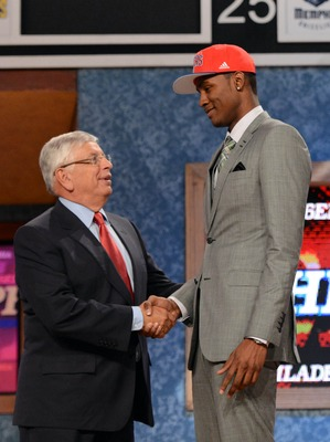Maurice Harkless has already been traded during his short career.