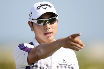 Sang Moon-Bae had a chance to win early in the year.