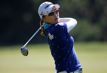 So Yeon Ryu is an LPGA rookie of the year candidate.