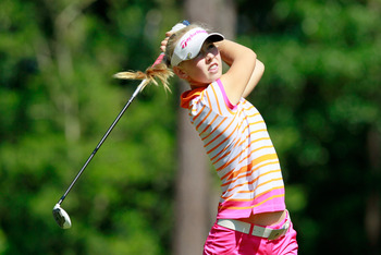 Jessica Korda got the LPGA season off to a flying start