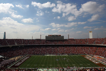 The Red River Rivalry