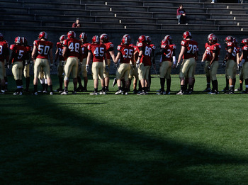 Harvard Football team