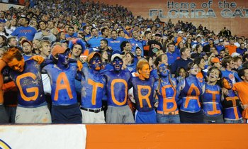 Florida Gators fans