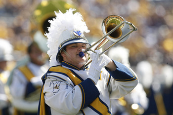 West Virginia trombone player