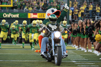 Oregon's Duck