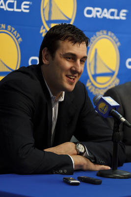 Say hello to Mr. Andrew Bogut.