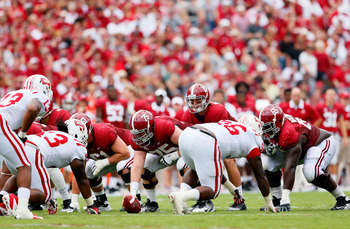 For some reason, Alabama cannot sustain drives