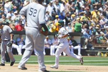 The A's have held their own against everyone, Yankees included