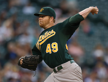 Brett Anderson very well may be the A's X-Factor (sorry Fox)