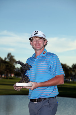 Brandt Snedeker won the Farmers Insurance Open at Torrey Pines.