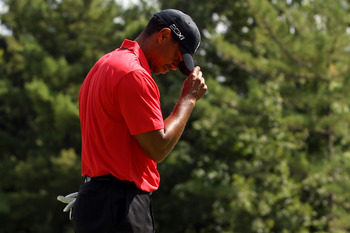 Tiger has three wins in 2012 but has been inconsistent on the weekends.