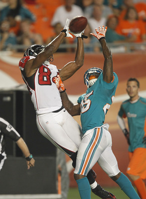 Start Roddy White in Week 2 against the Denver Broncos.