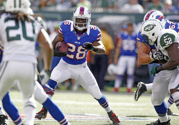 Spiller should find success against Kansas City.