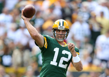 The 2011 MVP has the Packers primed for another Super Bowl run.