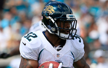 MJD is clearly the focus of the Jaguars' offense.