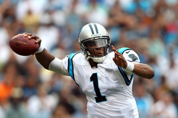 Newton is perhaps the most impressive athlete in the NFL.