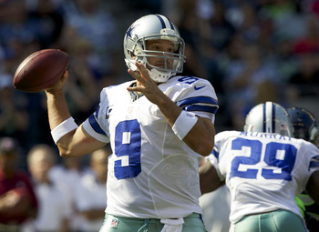 Tony Romo may be heavily scrutinized, but he's extremely talented.
