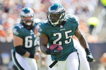 Mike Vick is good, but LeSean McCoy makes the Eagles go.
