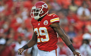 Jamaal Charles has struggled, and Matt Cassell is average. Eric Berry is the face of the franchise.
