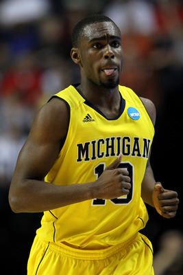 Tim Hardaway Jr., Michigan
