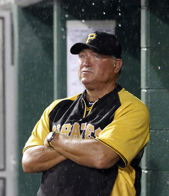 Pirates manager Clint Hurdle is helpless to do anything as his team once again swoons down the stretch.