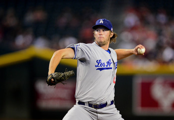 Clayton Kershaw's bad hip and Matt Kemp's shoulder woes will have the Dodgers on the outside looking in.