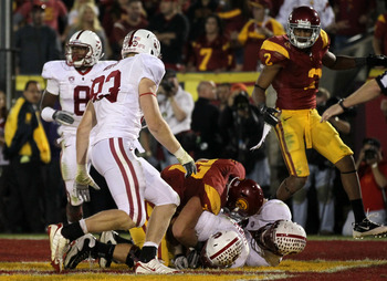 Last year's 3OT fumble that led to a Stanford victory