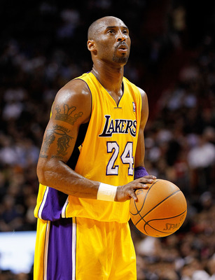 Kobe Bryant is still the highest paid player on the Lakers.