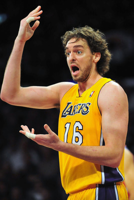 Pau Gasol could be an easy scapegoat this year.