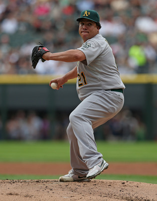 Bartolo Colon was efficient before failing a banned substance test