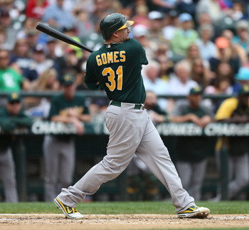 Slugger Jonny Gomes has outperformed expectations
