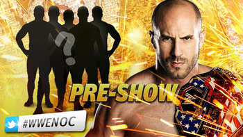 Who will challenge Antonio Cesaro for the United States Championship?