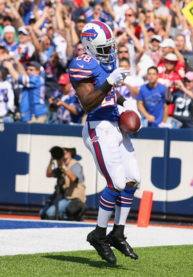 C.J. Spiller is the Bills' best option at running back.