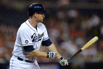 Chase Headley and the San Diego Padres will head off into the offseason on a positive note.