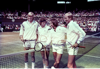 Fleming, McEnroe, Lutz & Smith Photo by Lutz Flemming Vebidoo.de