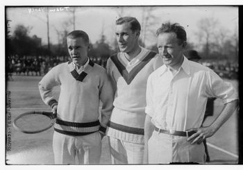 Tilden, Johnston and Richards, George Grantham Bain Collection, LoC