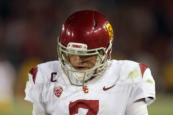 Matt Barkley is one of a few Heisman candidates who has struggled early in the season.