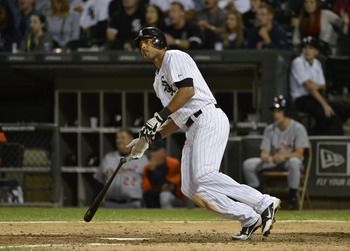 Alex Rios has bounced back for the White Sox in 2012.
