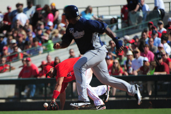 Rymer Liriano isn't expected to be with the Padres until the 2014 season.