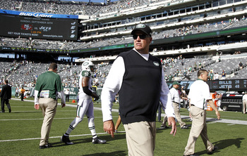 Rex Ryan is a defensive-minded head coach, and he believes, like others, that he's the best defensive head coach in the NFL.