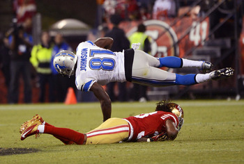 "Goldson makes you go ""Wheeeeee!"""